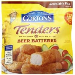 Gortons Tenders