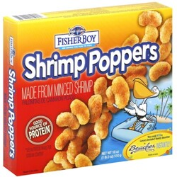 Fisher Boy Shrimp Poppers