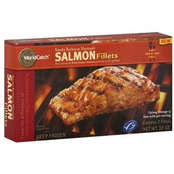 World Catch Salmon Fillets