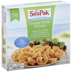 Seapak Creamy Garlic Shrimp
