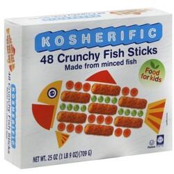 Kosherific Fish Sticks