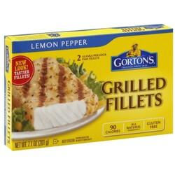 Gortons Grilled Fillets
