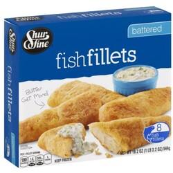 Shurfine Fish Fillets