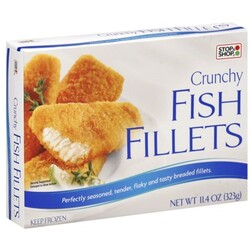 Stop & Shop Fish Fillets