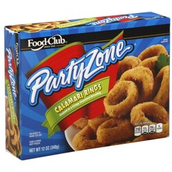 Food Club Calamari Rings