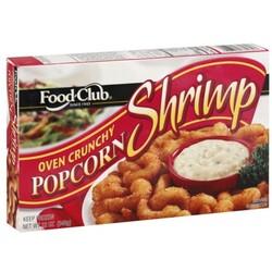 Food Club Popcorn Shrimp