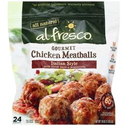 Al Fresco Meatballs
