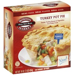 Boston Market Turkey Pot Pie