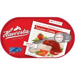 Hawesta - Heringsfilets in Tomaten-Creme