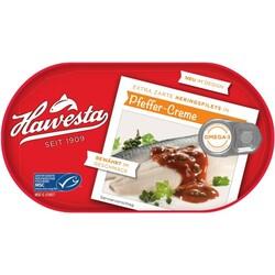 Hawesta Heringsfilet in Pfeffer-Creme 200 g