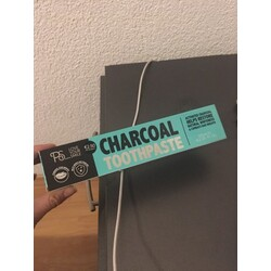 Ps charcoal toothpaste
