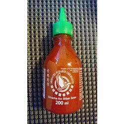 Flying Goose Sriracha Scharfe Chilisauce