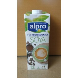 Alpro Soya for professionals