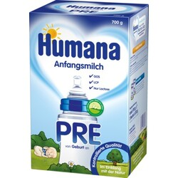 Humana Anfangsmilch PRE, 700 g