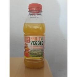 Netto Fruit Veggie Orange mit Kürbis-Ingwer-Geschmack