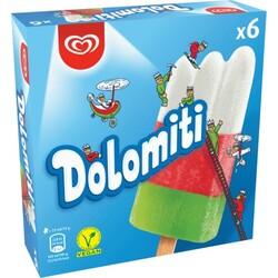 Langnese Dolomiti Familienpackung Langnese Eis 6x73ml