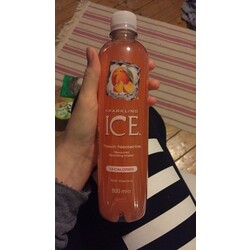 Sparkling Ice Peach Nectarine With Vitamins