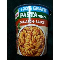 Knorr Pasta Snack Gulasch-Sauce