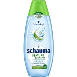 Schauma Nature Moments Kokosnusswasser & Lotusblüte Shampoo