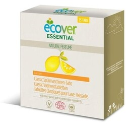 Ecover Essential Spülmaschinen-Tabs Zitrone