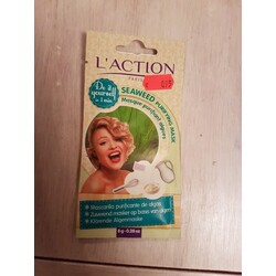 L´Action Paris Seaweed Purifying Mask (12 g)