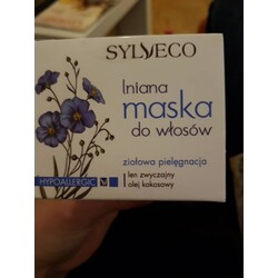 Sylveco Lniana Maska Do Włosów