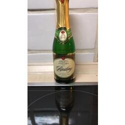 Engelchen Riesling Flaschengärung Sekt Extra Dry
