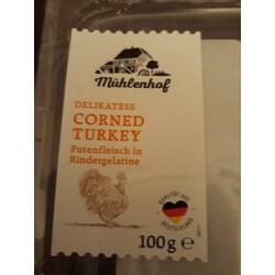 Mühlenhof Delikatess Corned Turkey