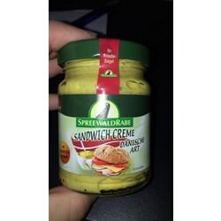 Spreewaldrabe Sandwichcreme - Dänische Art