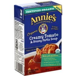 Annie's Creamy Tomato & Bunny Pasta Soup