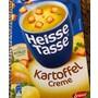 Erasco Heisse Tasse Kartoffel-Creme