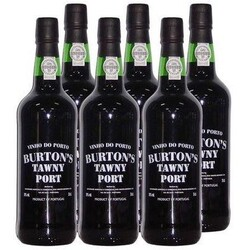 Burton's  Portwein - Tawny