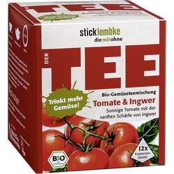 stick lembke, Bio Tee Tomate & Ingwer