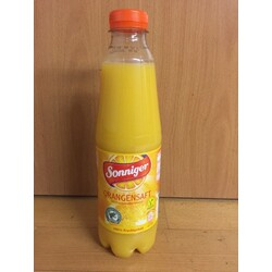 Sonniger – Orangensaft