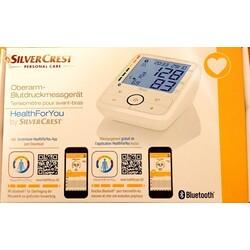 SilverCrest – Oberarm-Blutdruckmessgerät SBM 68