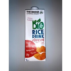 Bridge Rice Drink Mandel