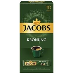Jacobs Krönung Gold Instant-Kaffee Sticks, 18 g