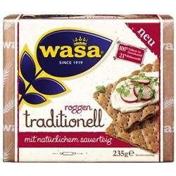 Wasa Roggen Traditionell