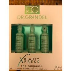 Dr. Grandel Wirkstoff-Ampullen The Ampoule 3 x 3ml