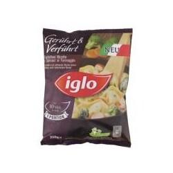Iglo Gerührt & Verführt Tortelloni Ricotta e Spinaci al Formaggio