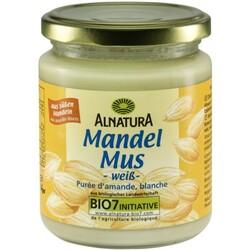 Alnatura Mandelmus weiss 250g