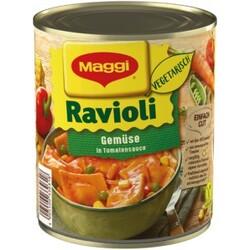 Maggi - Ravioli Gemüse in Tomatensauce