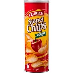 Feurich - Stapel Chips (Paprika-Würzung)