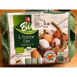 K-Bio - Frische Eier