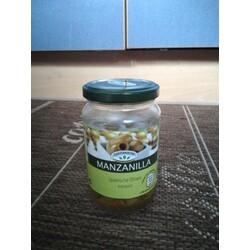Manzanilla Spanische Oliven