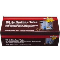 Hagners Coffee Clean Entkalker-Tabs - 30 Stück