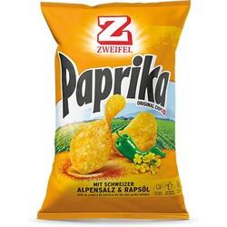 Zweifel Paprika Chips