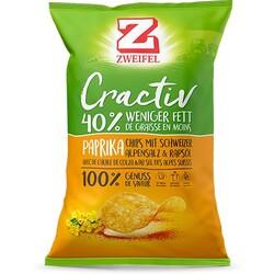 Zweifel Chips Cractiv  - Paprika