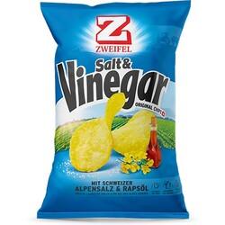 Zweifel Salt & Vinegar Chips