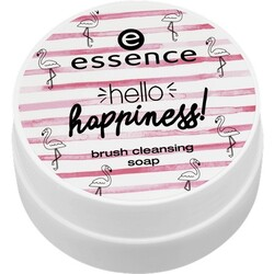 essence hello happiness! brush cleansing soap